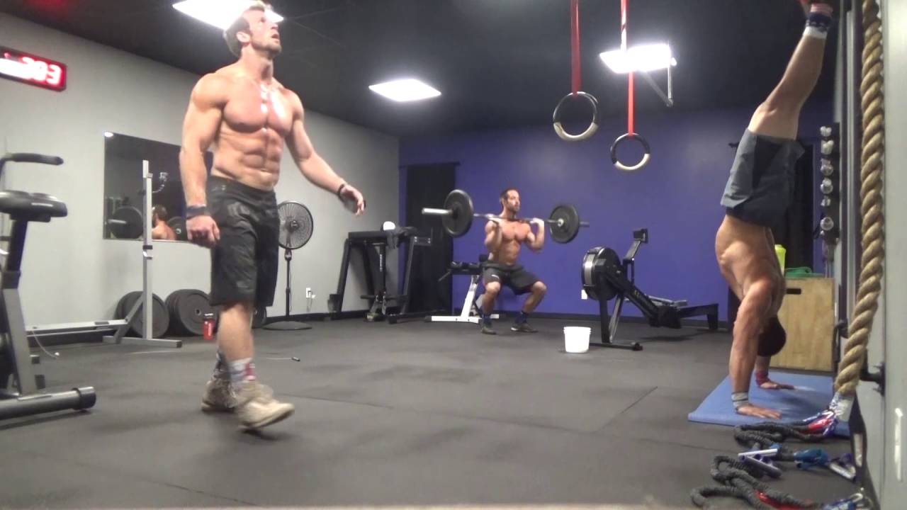3 Quick Workouts  Rich Froning Darren Hunsucker  Dre Strohm  YouTube