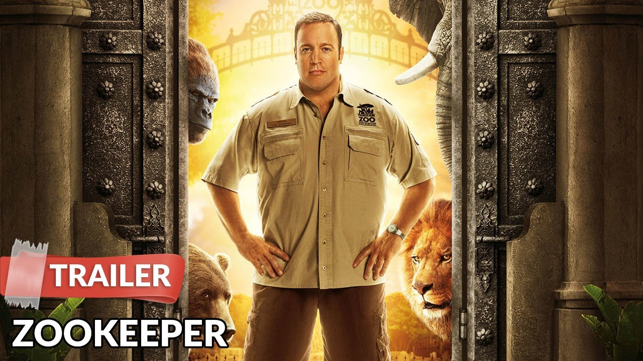Zookeeper 2011 Trailer HD | Kevin James | Rosario Dawson ...