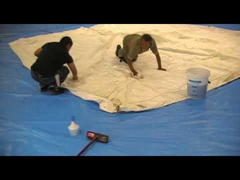 Tent Cleaning Video & Tent Cleaning Video - YouTube