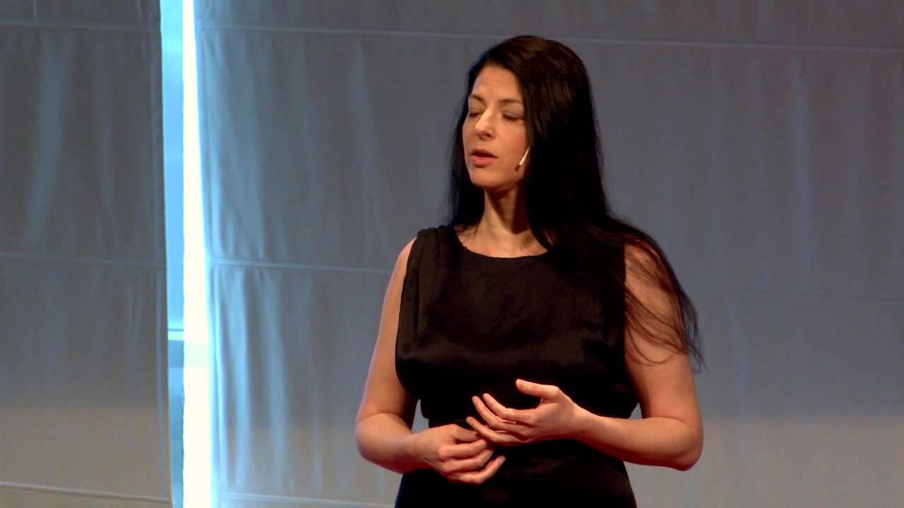 Cancel Marriage: Merav Michaeli at TEDxJaffa - YouTube