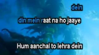 Download lagu Humko Humise Chura Lo (Karaoke)-Mohabbatein