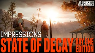 State of Decay: YOSE Day One Edition (PC): Impressions (Graphics comparison, gameplay and review)