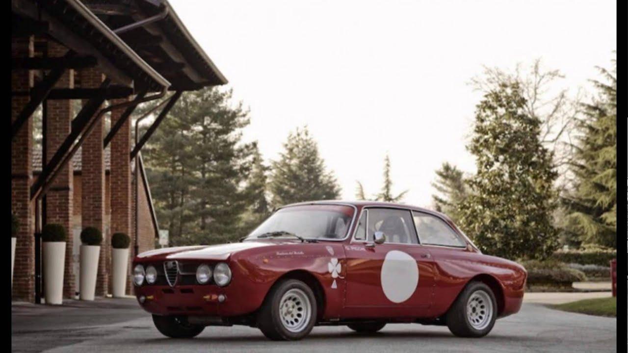 TOP SPORT CARS   Alfa Romeo 2000 GTAm