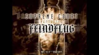 Supreme Court feat. Feindflug - Kampfbereit