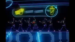 Light Balance Kids Entertaining Fast Food -  AGT 2019 Finale