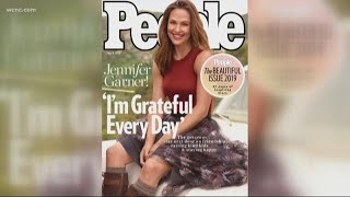 Jennifer Garner named most beautiful person of the year by People Magazine