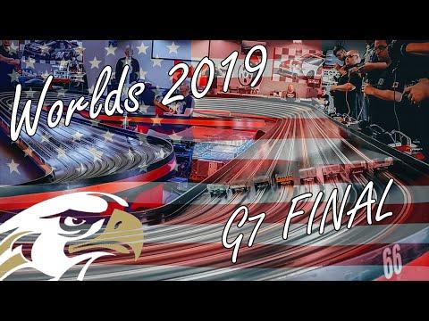 Slotracing World Championships – 2019 – Wing car G7 Final