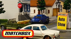 "MATCHBOX® in ""THE MATCHBOX AUTO SHOW"" 