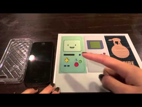 DIY/Make Your Own Geeky iPhone 5 Case