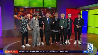 BTS Jungkook Called RM on KTLA 5 [MEMBER FOCUS REACTION]