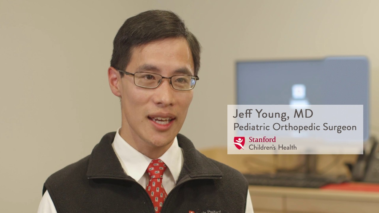 Jeffrey Young, MD – Orthopedics, Stanford Children's Health