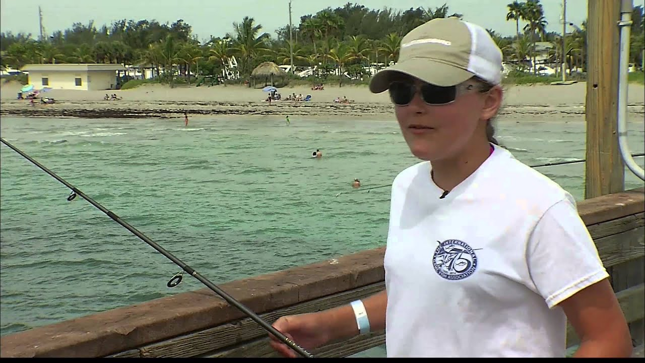 Igfa kids camp kids show 2015 chevy florida insider for Chevy florida fishing report