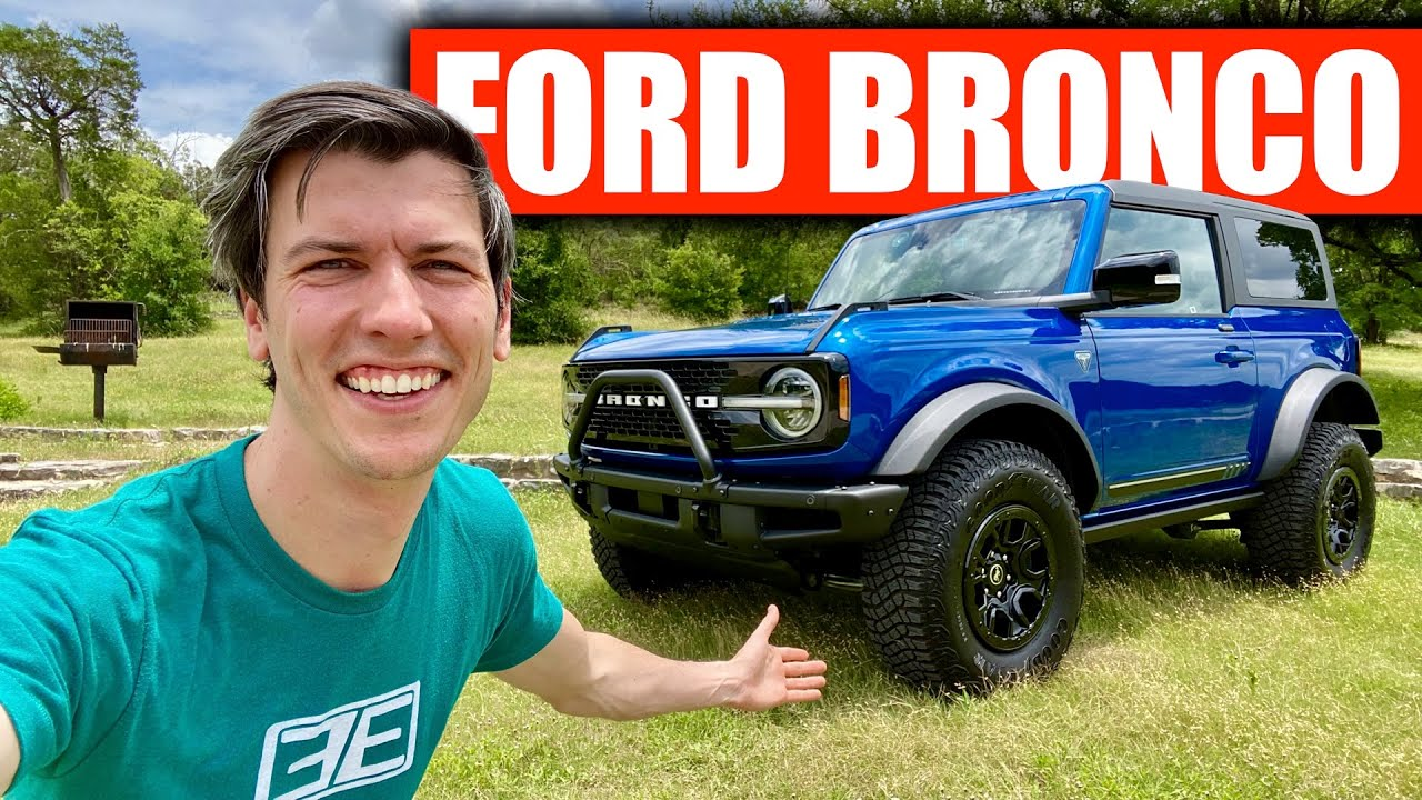 2021 Ford Bronco Review | Why Did They Choose Independent Suspension?