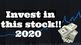 MAKE MONEY with this stock in 2020!! Great stock to invest for the future (in depth stock analysis)