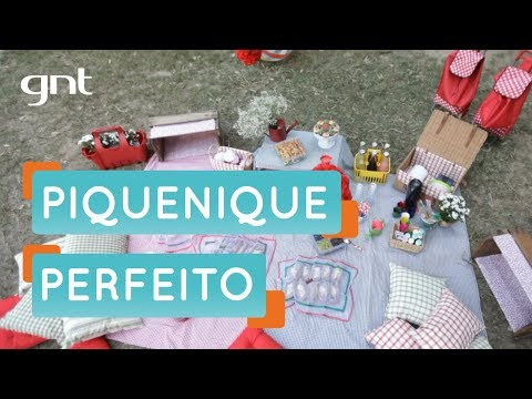 Planejando o piquenique perfeito | Organização | Santa Ajuda | Micaela Góes