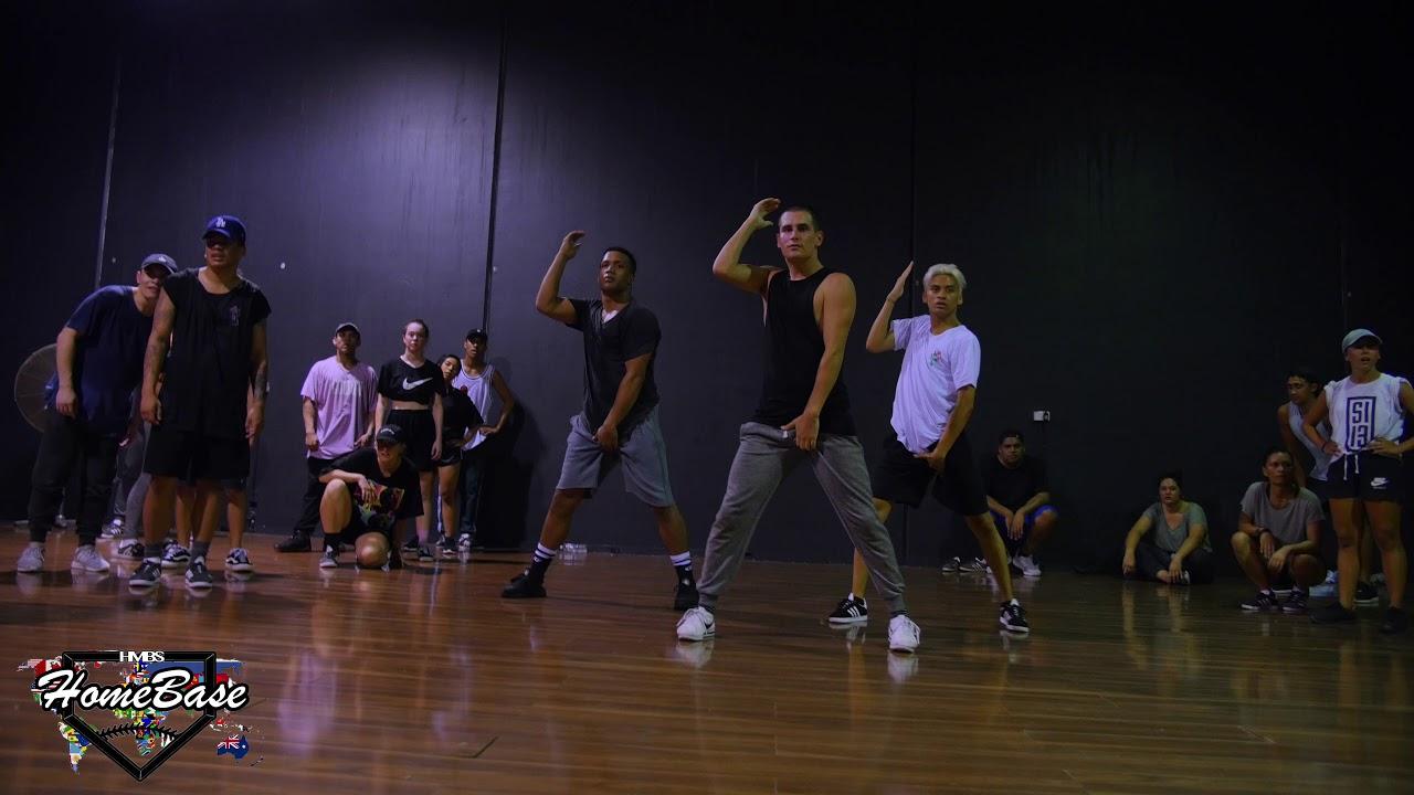 Mantra By Troyboi Kiel Tutin Choreography Home Base