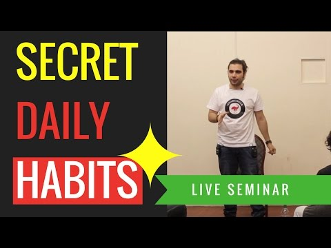 The Secret Daily Habits That Attract Women