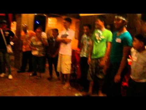 MAAI ACQUAINTANCE PARTY 2012- Games
