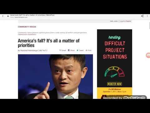 Is America Falling?