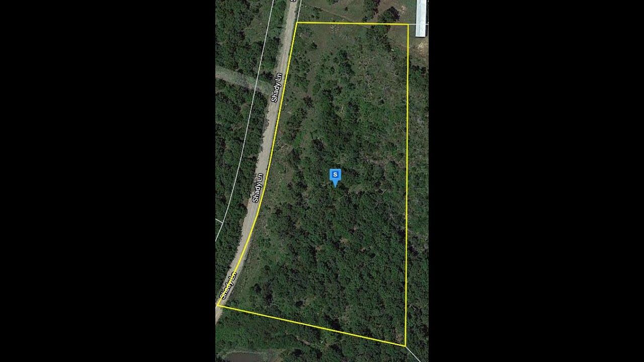 2.5 acres land for sale, Stuart, OK
