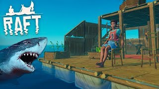 Raft - SURVIVING SHARK ATTACKS