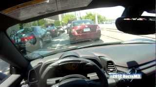 POV: Now YOU Drive the Ferrari 458 Italia (with Aventador Chase Views)
