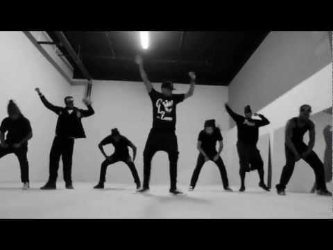 French Montana - Pop That  Ft. Rick Ross Drake Lil Wayne (Choreography) (Collizion Crew)