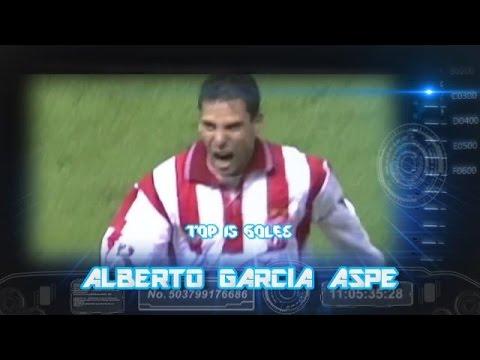 Top 15 - Alberto Garcia Aspe