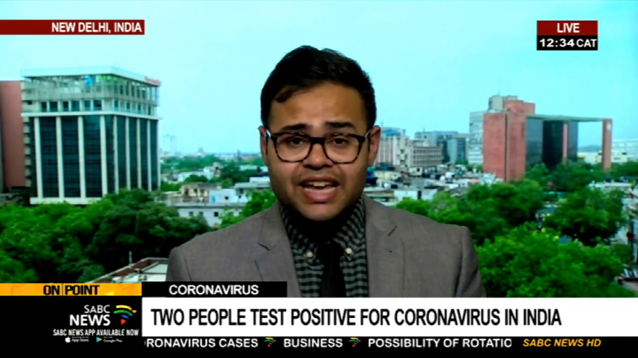 corona virus news in india