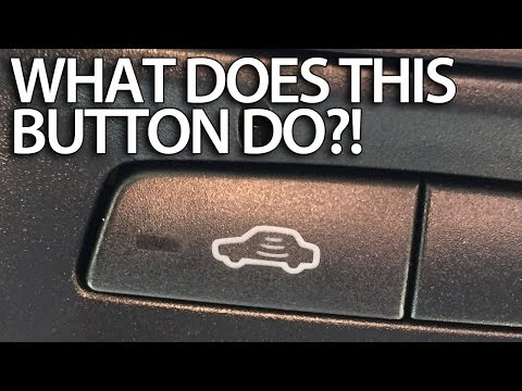 What is Limited Security button in your car and how does is work?