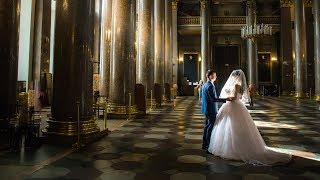 Свадьба  Артем София в Санкт-Петербурге