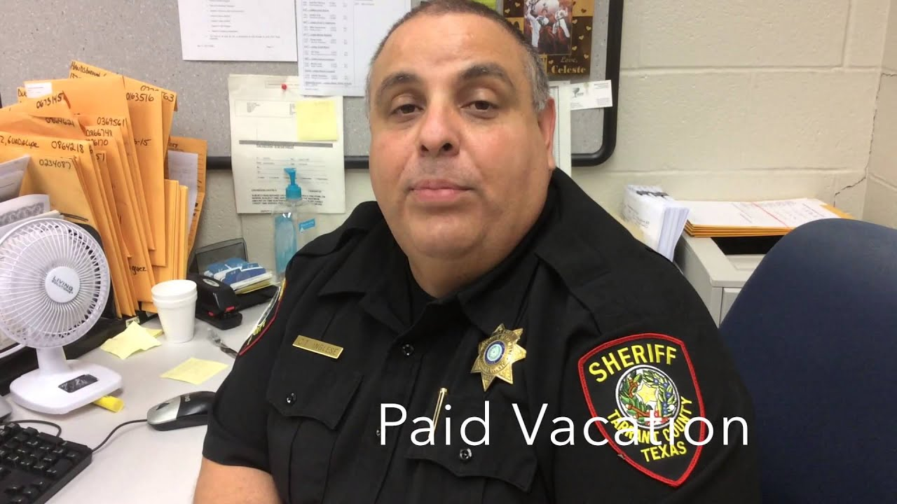 Tarrant County Sheriff's Department Detention Officer Recruiting Video