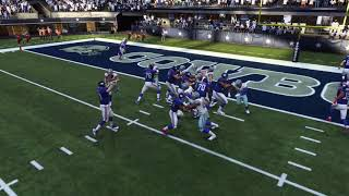Madden 19 - Deflection or Intentional Grounding