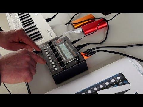 [Synthfest] Audiothingies DoubleDrummer