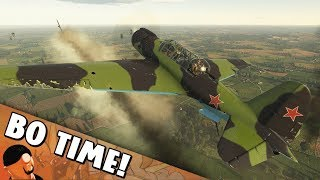 "War Thunder Su-2 (M-82) ""The Tickle Monster!"""