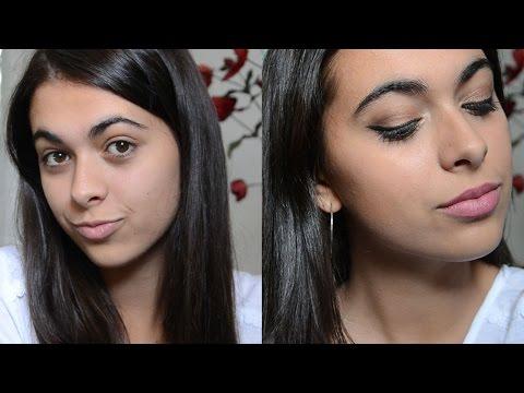 easy everyday makeup tutorial  youtube