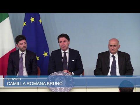 Coronavirus, Conte: 'Accertati primi due casi in Italia: sono in buone condizioni'