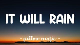 Download It Will Rain - Bruno Mars (Lyrics) 🎵