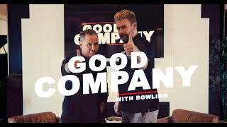 Corey Taylor (Slipknot/Stone Sour) - Good Company With Bowling