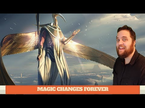 Magic: The Gathering Changes History (Again)
