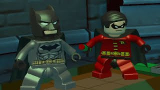 LEGO Batman Beyond Gotham Android İos  Free Game GAMEPLAY VİDEO