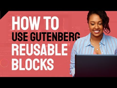 How To Reusable Gutenberg Blocks For Ebooks And Courses