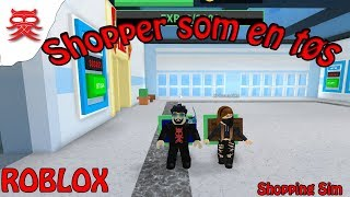 Shopper as a chick-shopping Sim-English Roblox