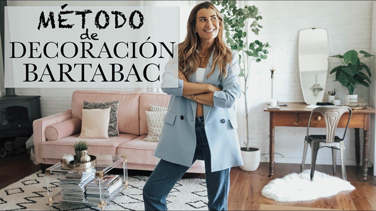 MÉTODO de DECORACIÓN BARTABAC / BARTABAC.TV