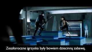 Igrzyska śmierci: W pierścieniu ognia - oficjalny zwiastun nr 2 napisy pl