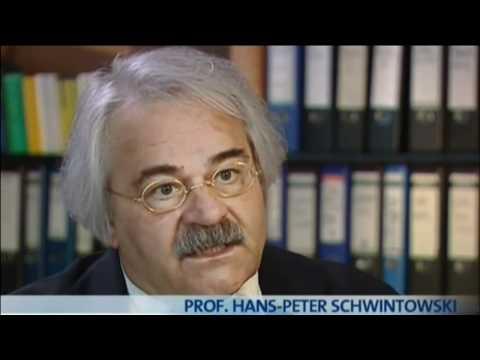 KORRUPTE POLITIKER und Josef ACKERMANN (Demokratie Banken LOBBYISMUS EURO KRISE Geld Hochfinanz)