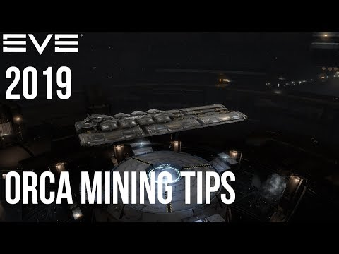 Orca Mining Tips & Journey-ing To Freighter