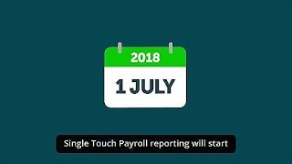 About Single Touch Payroll