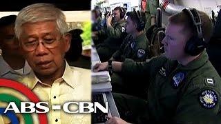 Pilipinas, hihingi ng dagdag tulong sa US ukol sa West PH Sea