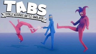 tabs new jester terminator vs aliens totally accurate battle simulator tabs sandbox gameplay